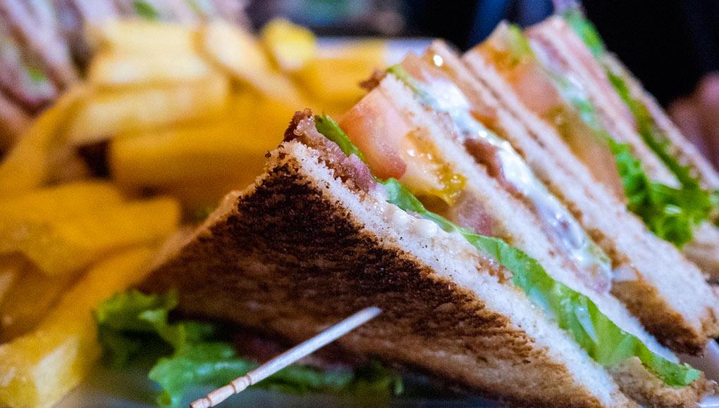 Club Sandwich Poulet